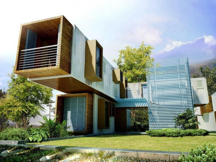 The Use Of Shipping Containers As Affordable Housing
