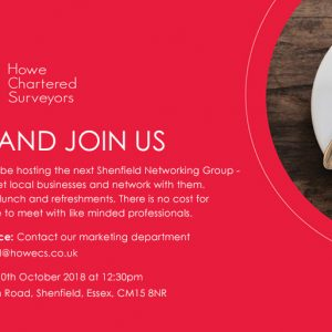 Shenfield Networking Group, lunch Wednesday 10th October